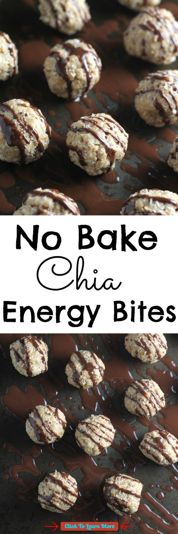 #FastestWayToLoseWeight by EATING, Click to learn more, An easy no bake recipe for gluten free Energy Bites made with oats, nut butter and chia seeds , #HealthyRecipes, #FitnessRecipes, #BurnFatRecipes, #WeightLossRecipes, #WeightLossDiets