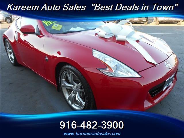 #HellaBargain 2009 Nissan 370Z Touring Touring 6 Speed Manual Kareem Auto Sales Sacramento: $19,980.00  www.hellabargain.com