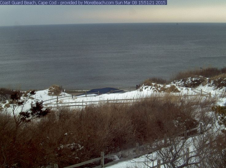 Coast Guard Beach Cam