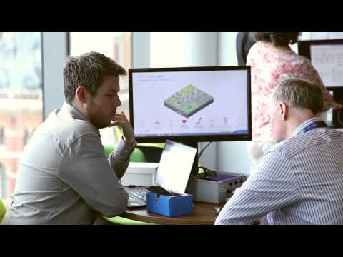 Digital Catapult Showcase - The Internet of Things: The Future