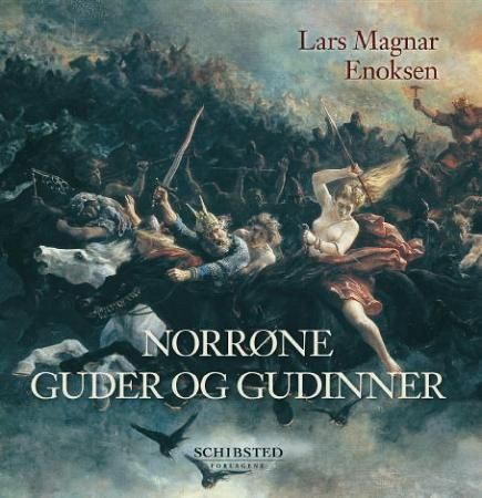 """""""Norrøne guder og gudinner"""" av Lars Magnar Enoksen"""