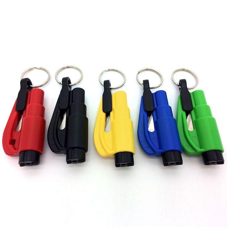 3 in 1 Keselamatan Palu Darurat Mini Auto Mobil Jendela kaca Breaker Kursi Belt Cutter Penyelamatan Palu Mobil menyelamatkan jiwa Melarikan Diri alat