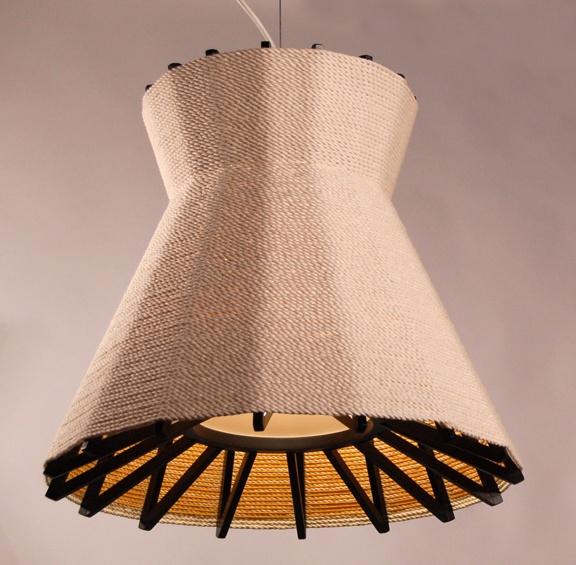 Wrapped Lamp, Matt Gagnon