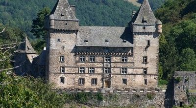 Château de Messilhac - Cantal - France