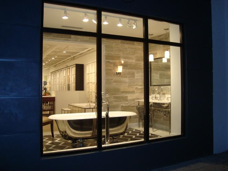 Waterworks Miami Showroom Display Jwillenbrock Portfolio For New WW Showr