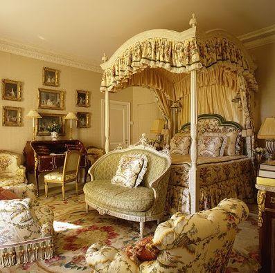 Victorian:  #Victorian bedroom.