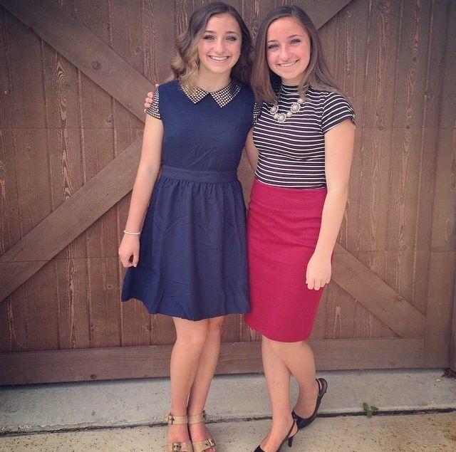15 year old Brooklyn and Bailey 2015 @Brooklynandbailey