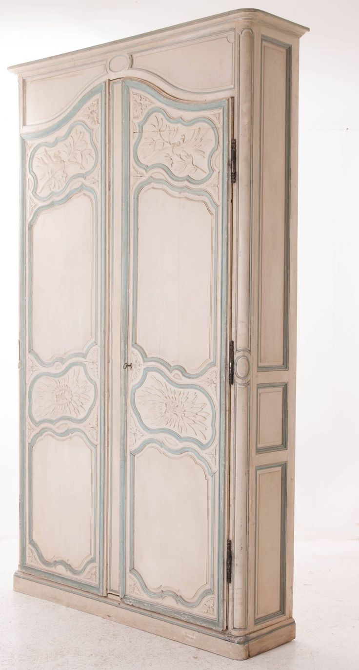 purses wholesale French 18th Century Painted Armoire   From a unique collection of antique and modern wardrobes and armoires at https   www 1stdibs com furniture storage case pieces wardrobes armoires