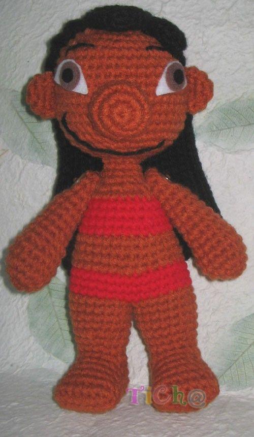 Lilo Aloha - PDF crochet pattern Patterns, Etsy and Crochet patterns