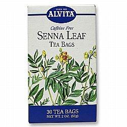 senna tea for severe or medium constipation