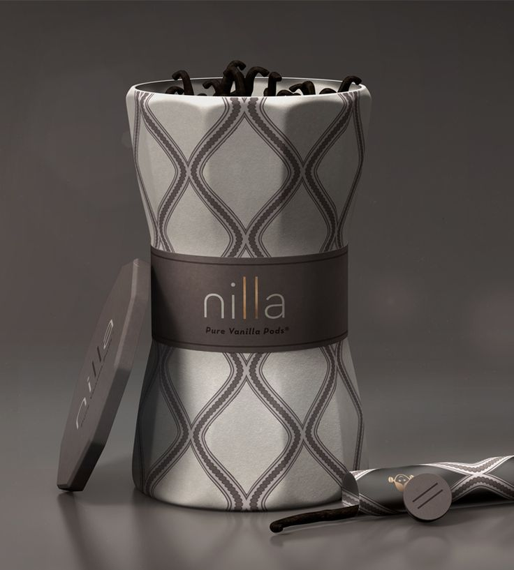 Nilla - vanilla packaging.