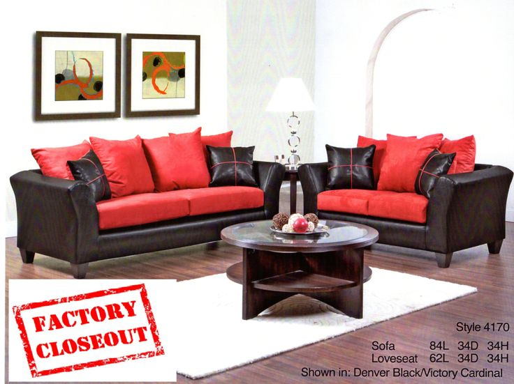 Factory closeout living rooms for way less fort payne for Furniture 4 less outlet