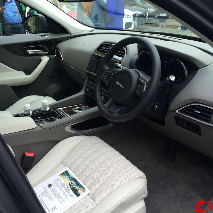 Jaguar F-PACE UK launch.  #Jaguar #JaguarFPACE #FPACE #carlaunch #uk #car #cars #sporty #suv #crossover #luxury #testdrive #CarKeys