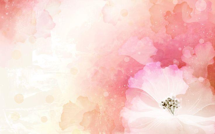 vector art flowers backgrounds Wallpaper – Funeral Program Background