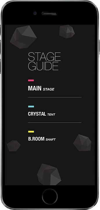 TNM app concept