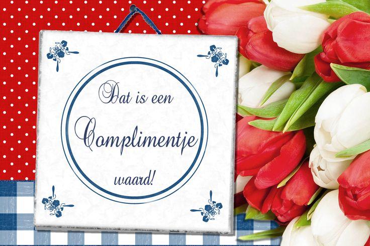 Jaarlijks op 1 maart. De 'Nationale Complimentendag' draait om het geven van oprechte aandacht en het tonen van persoonlijke waardering. Twee 'zaken' die niet te koop zijn, maar de mens (juist daarom) wel het diepst raken.