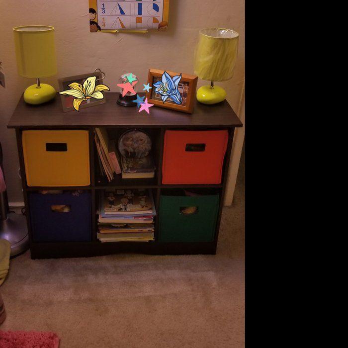 Riverridge Home Riverridge 6 Compartment Cubby For Kids Reviews
