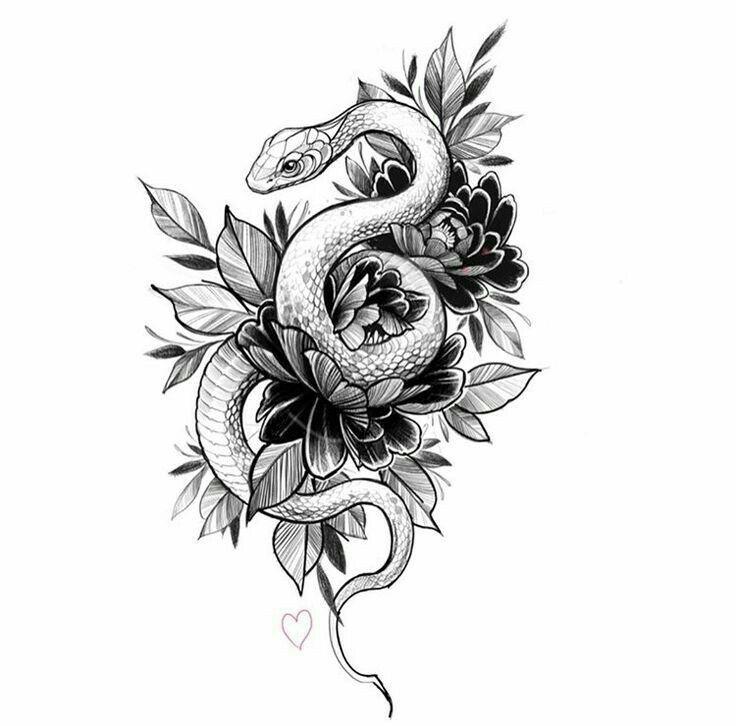 Würde so etwas für meine Venus & Jaz Babys lieben! Sieht aus wie ein Mörder …. #flowertattoos