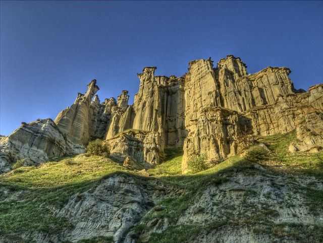 Chimmey Rocks,Kula / Manisa, Turkey