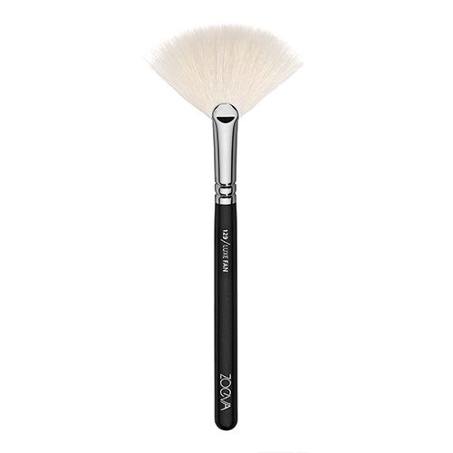 ZOEVA  129 Luxe Fan Brush