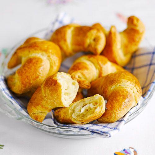 Croissants recept - Jamie magazine