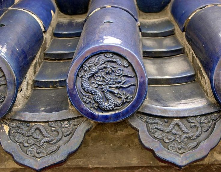 old chinese roof tiles - Google Search