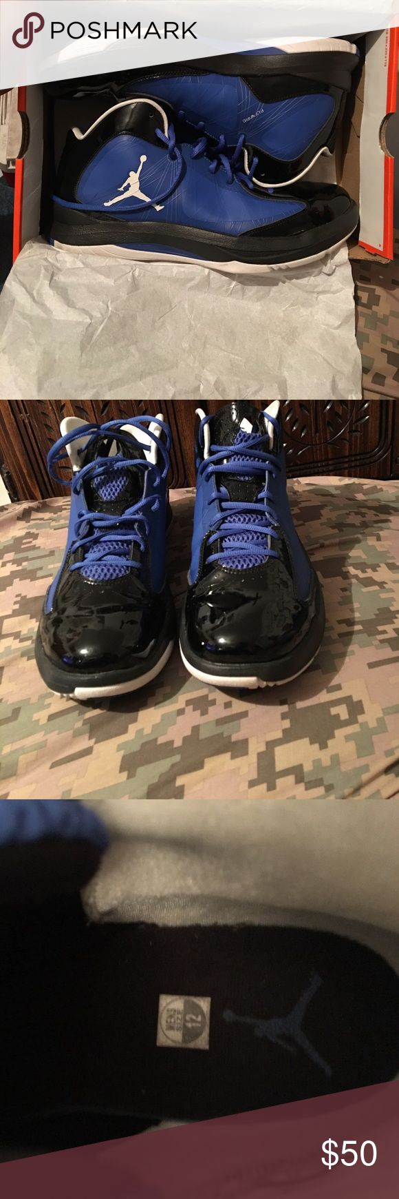 Air Jordan Aero Flight Nike Zoom Flywire Air Jordan Aero Flight Nike Zoom Flywire Mid Blue and Black Jordan Shoes Athletic Shoes