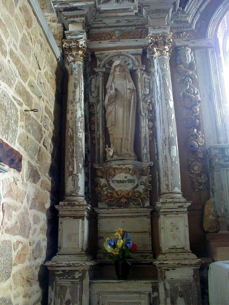 Sainte Brigitte * Santez Berc'hed