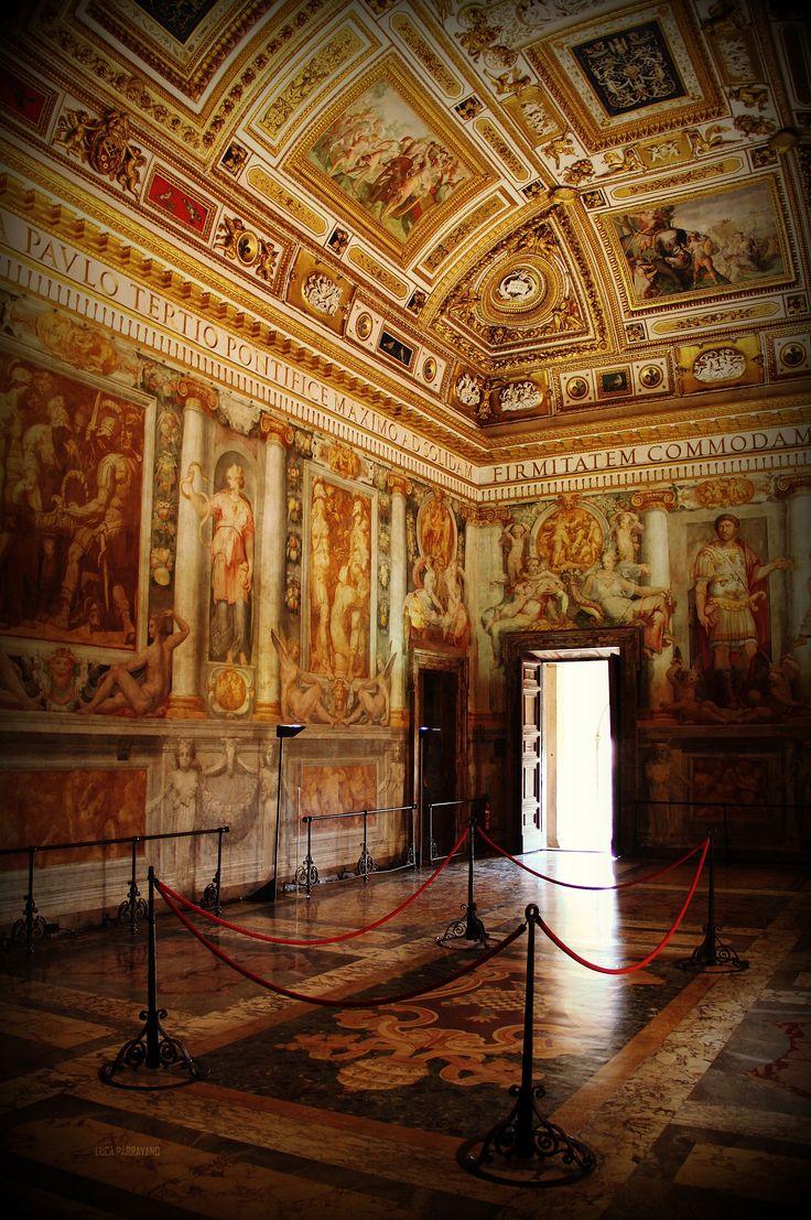 Roma - Castel Sant'Angelo, by Luca Parravano