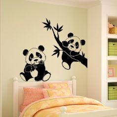Sticker 2 pandas