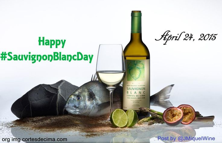 Happy #SauvignonBlancDay  or Lime, Asparagus & Passion Fruit Day... @winewankers #Winelover Passion for #Wine !!