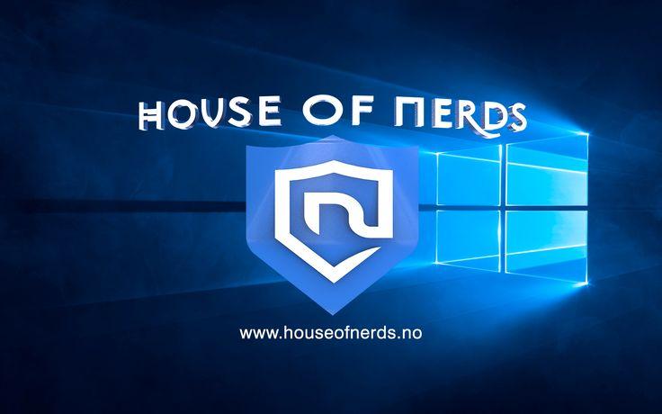 House of Nerds på Løren i Oslo - Ett hus, utallige muligheter!
