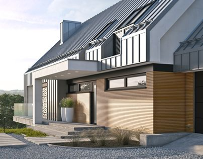 "Check out new work on my @Behance portfolio: ""MODERN SINGLE-FAMILY HOUSE near Cracov"" http://be.net/gallery/40621319/MODERN-SINGLE-FAMILY-HOUSE-near-Cracov"