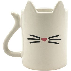 Cat Mug - What more to say other than we just LOVE cool stuff!