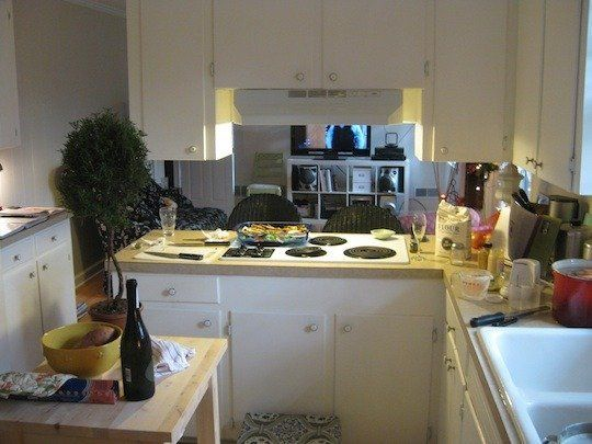 Whitneyu0027s Fabulous $50 Budget Kitchen Makeover