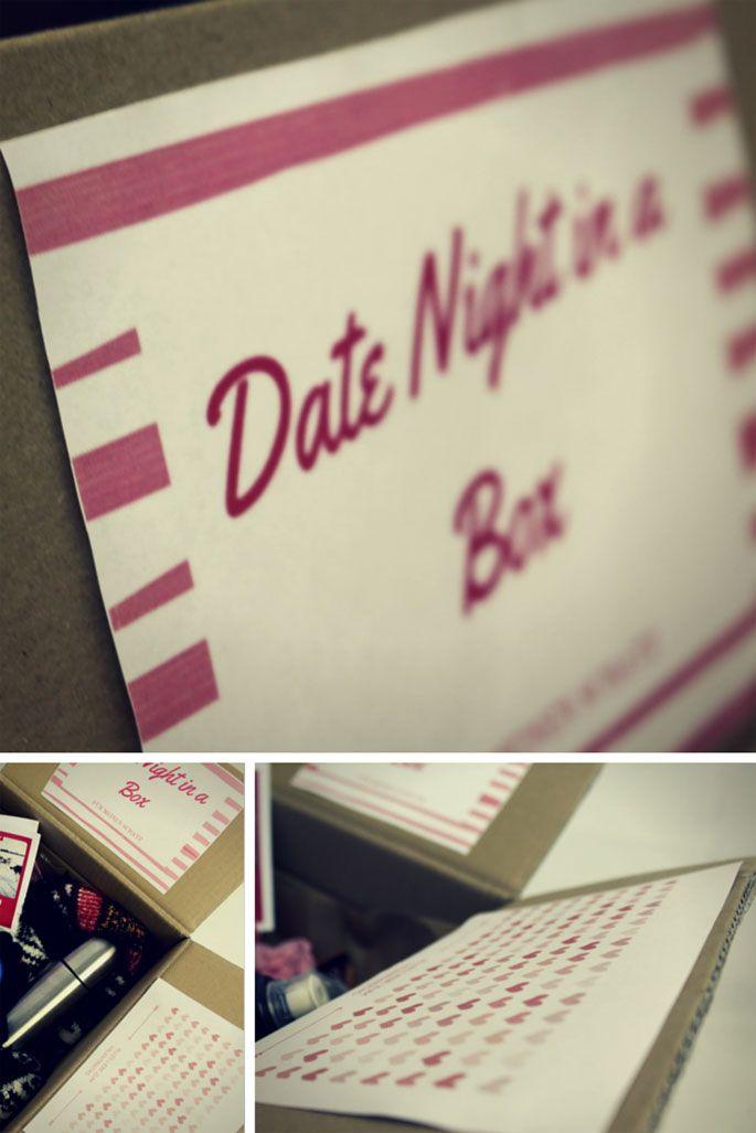 Valentinstag Geschenke In Der Box