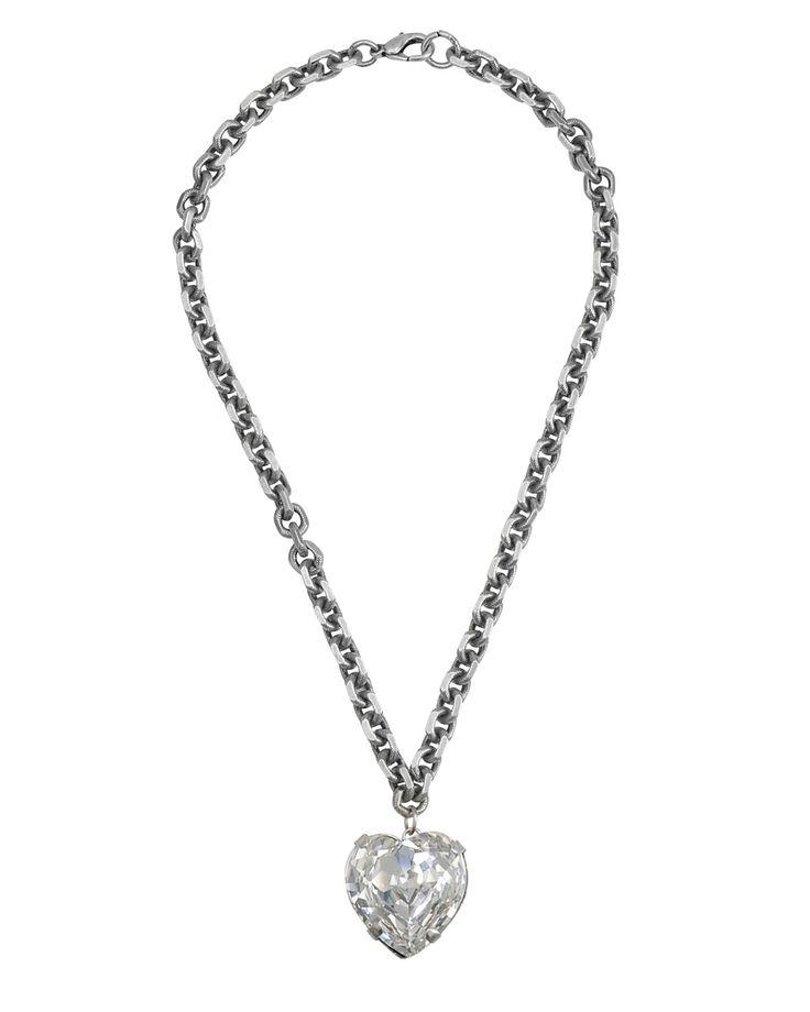 Rock my heart necklace www.nataliebdesigns.com