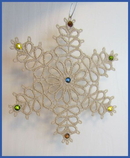 Free Patterns - Tatting - BellaOnline -- The Voice of Women