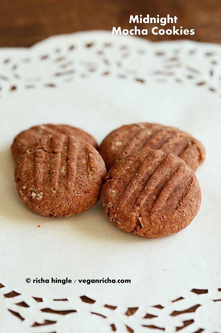 richa midnight midnight mocha cookies raw mocha cookies yum cookies ...