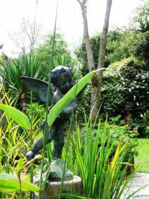 statue in italian garden design httplanewstalkcomhow