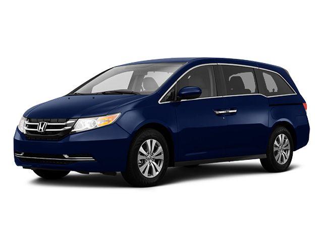 2017 Honda Odyssey SE Van Passenger Van
