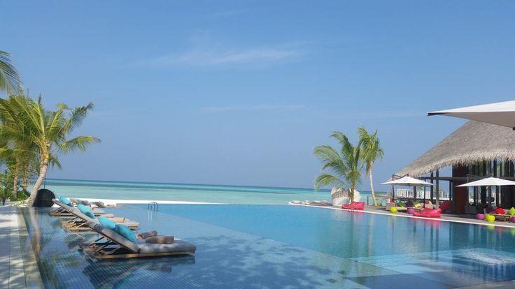 Club Med Finolhu Villas Maldives  Pool