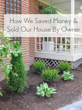 You can save so much money if you sell your house by owner - here's how we did it.