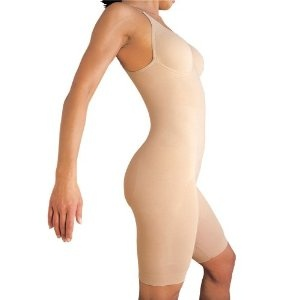 "Lipo in a Box ""Original Firm Control"" Control Bodysuit w/Legs w/Underwire, Nude, Black or Chocolate XS thru 2X (Apparel)  http://balanceddiet.me.uk/lushstuff.php?p=B0007VZQWO  B0007VZQWO"