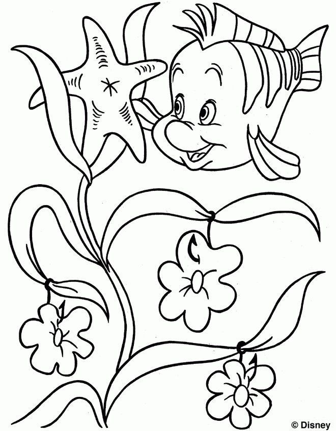 Free Printable Kids Coloring Pages Coloring Pages For Kids Download At  Getdraw… Mermaid Coloring Pages, Kids Printable Coloring Pages,  Kindergarten Coloring Pages