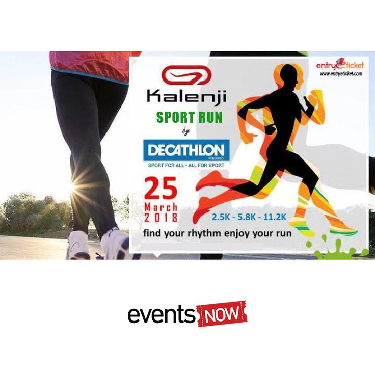 Kalenji Sport Run is presented by DECATHLON (Perungudi) an