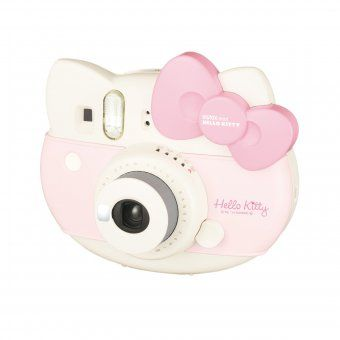 Sofortbildkamera Instax Mini Hello Kitty Set