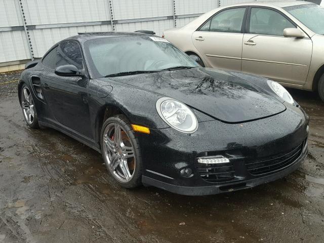 Salvage 2007 Porsche 911 Turbo