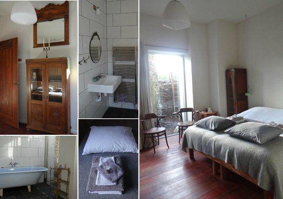 De stijlvolle B&B Sint Anna Petit Hotel te Yerseke koos voor verlichting van Art Deco Webwinkel.