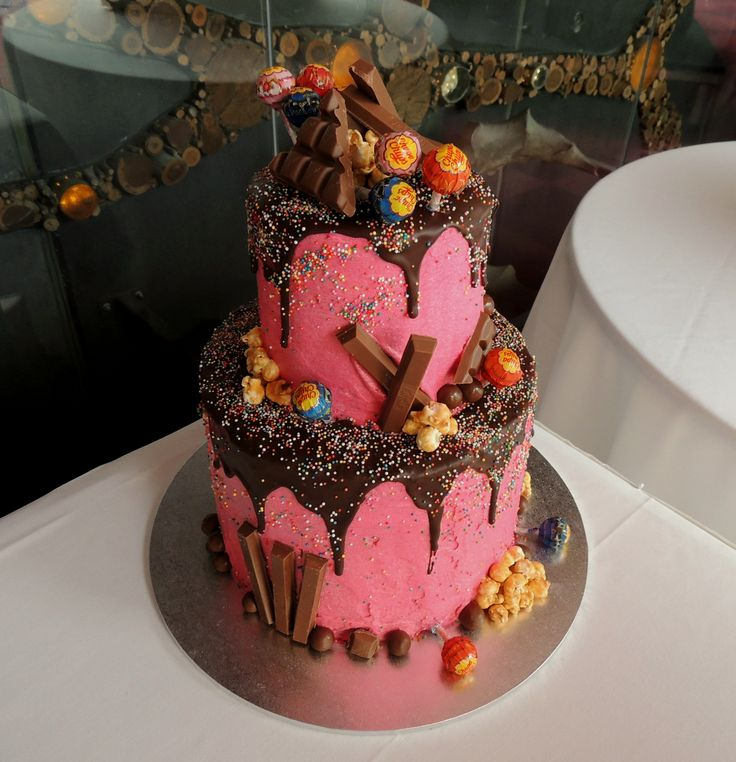 Candy/lolly cake